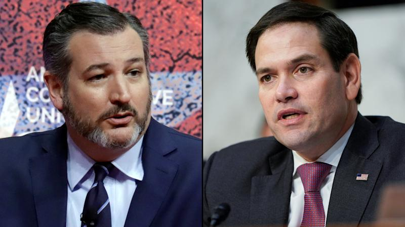 Ted Cruz, Marco Rubio Say Mueller Report 'Absolutely' Should Be Released To Public