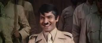 It was an accidental meeting with director Hrishikesh Mukherjee and actor director Kishore Sahu that led Asrani to pursue acting academically and take it up as a career. While he had a short role in the 1975 cult classic, Sholay, where he played a jailor with a Hitler-inspired moustache, he became known for his comic timing and witty dialogues in films of the 70s and 80s such as Prem Nagar (1974), Chupke Chupke (1975), Chhoti Si baat (1975), Charas (1976), and more recently in various Priyadarshan movies such as Hera Pheri (2000), Malamaal Weekly (2006), and Bhagam Bhaag (2007).