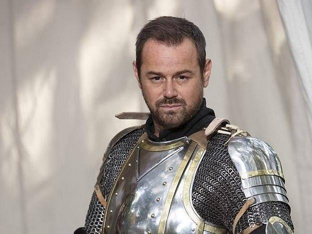 Danny Dyer on 'Danny Dyer's Right Royal Family' (BBC)