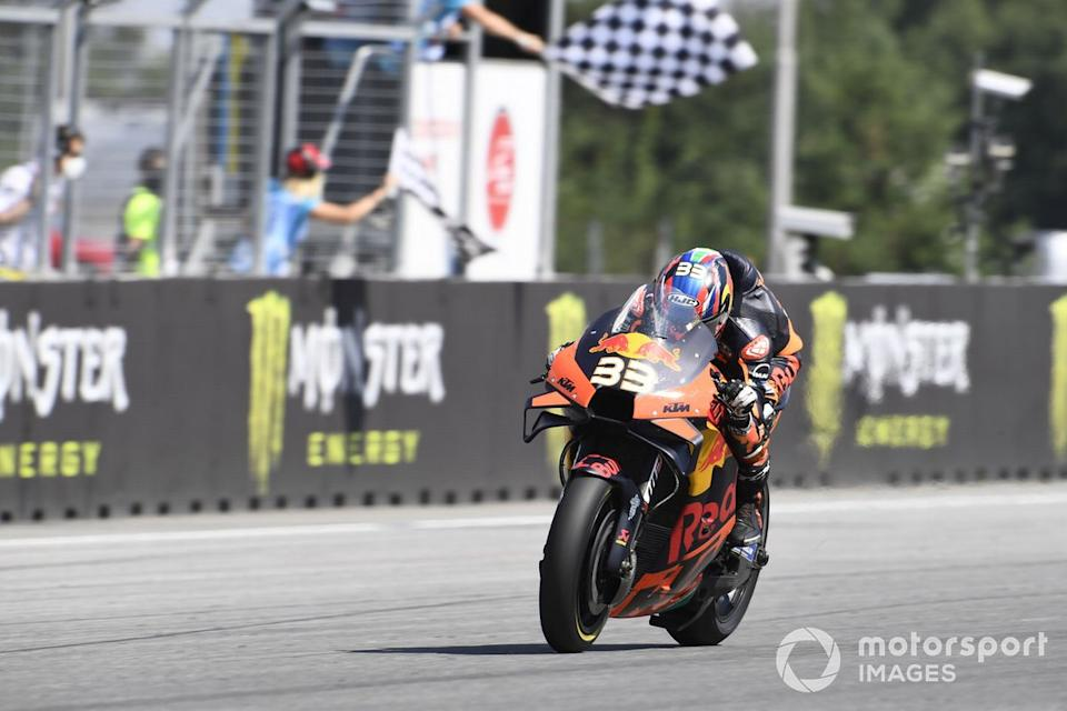 "Brad Binder, Red Bull KTM Factory Racing (1)<span class=""copyright"">Gold and Goose / Motorsport Images</span>"