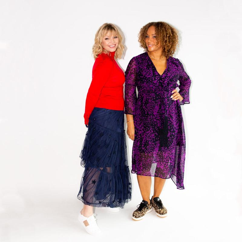Kate Thornton chats to actress Angela Griffin on the latest episode of The Attitude