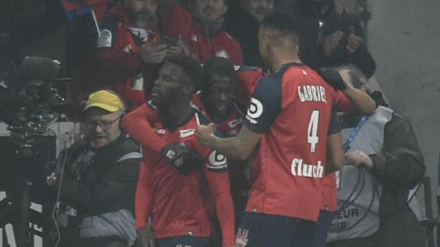 On a night when a draw would have clinched them the Ligue 1 title, Paris Saint-Germain were demolished 5-1 at Lille.