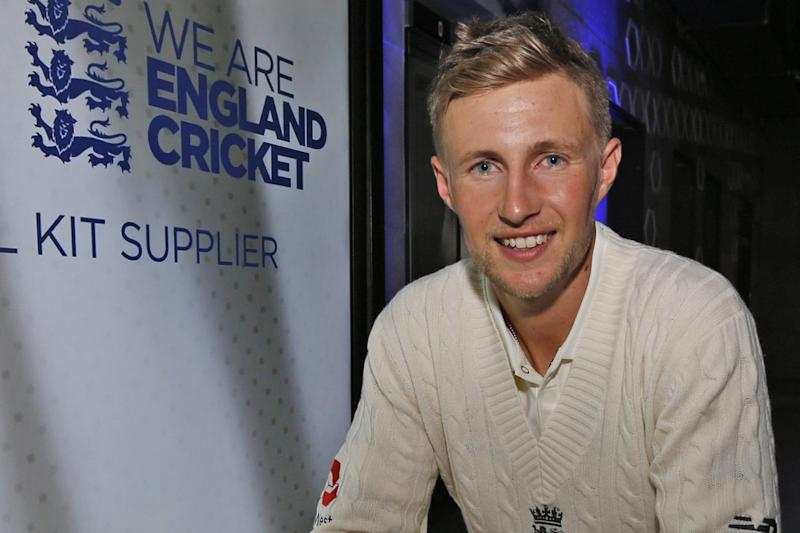 Big challenge: Joe Root has spoken out about fatherhood: Nigel Howard