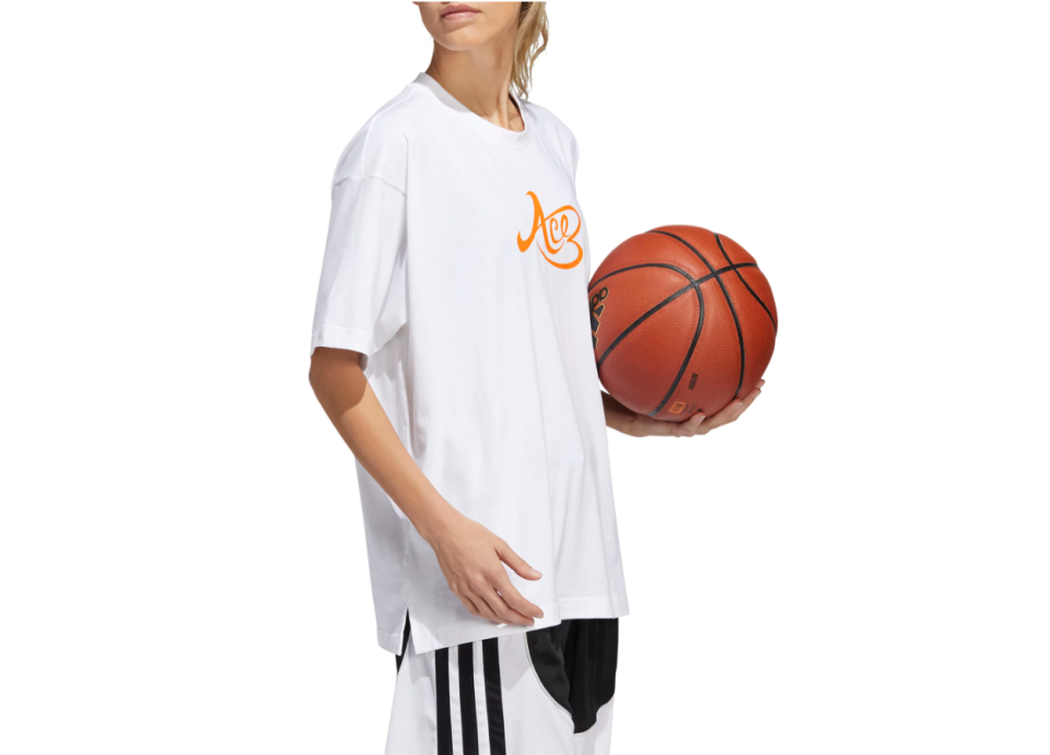 Candace Parker Short Sleeve Graphic T-Shirt