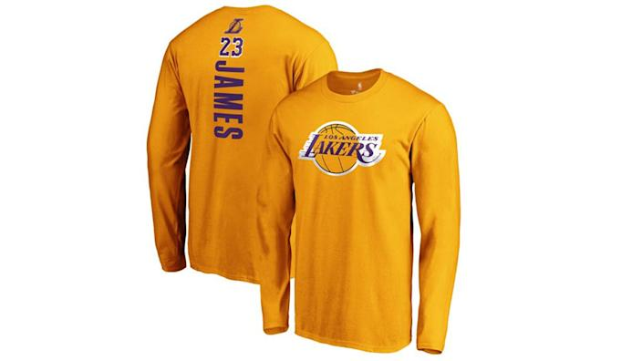 Rep the LA Lakers anywhere you go.