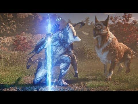 """<p><strong>PS5 Release Date: TBD</strong><br><br>The cybernetic, co-op, free-to-play MMO is coming to the new generation, too. Like <em>Fortnite</em>, it's not a huge surprise, as <em>Warframe</em> has spanned generations and consoles, and made a pretty penny from a free-to-start model that escalates with paid DLC. The game is stylish and has decently exciting combat, so it's definitely worth checking out on the PS5. </p><p><a href=""""https://www.youtube.com/watch?v=9O-yCnQKYhM"""" rel=""""nofollow noopener"""" target=""""_blank"""" data-ylk=""""slk:See the original post on Youtube"""" class=""""link rapid-noclick-resp"""">See the original post on Youtube</a></p>"""