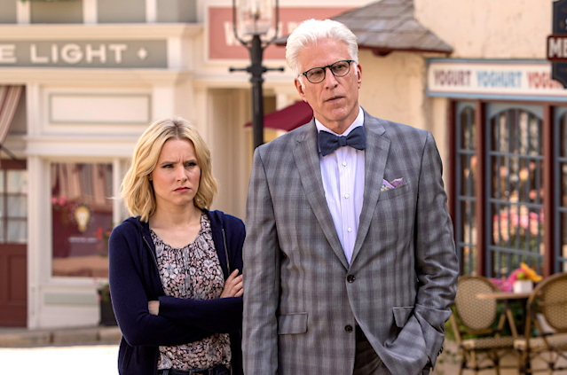 """The Good Place"" (Photo: NBC)"