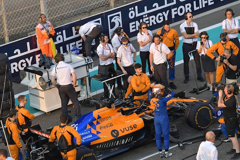 F1 could abandon traditional grid build-up
