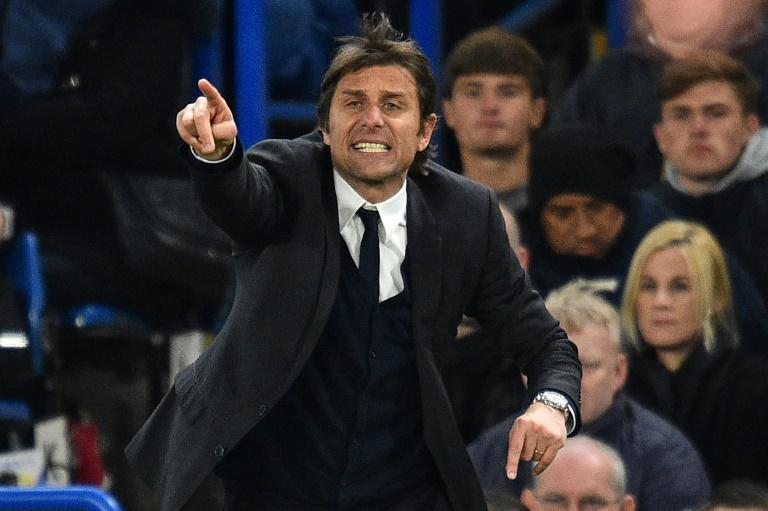 Antonio Conte led Chelsea to the Premier League title in his first season in charge