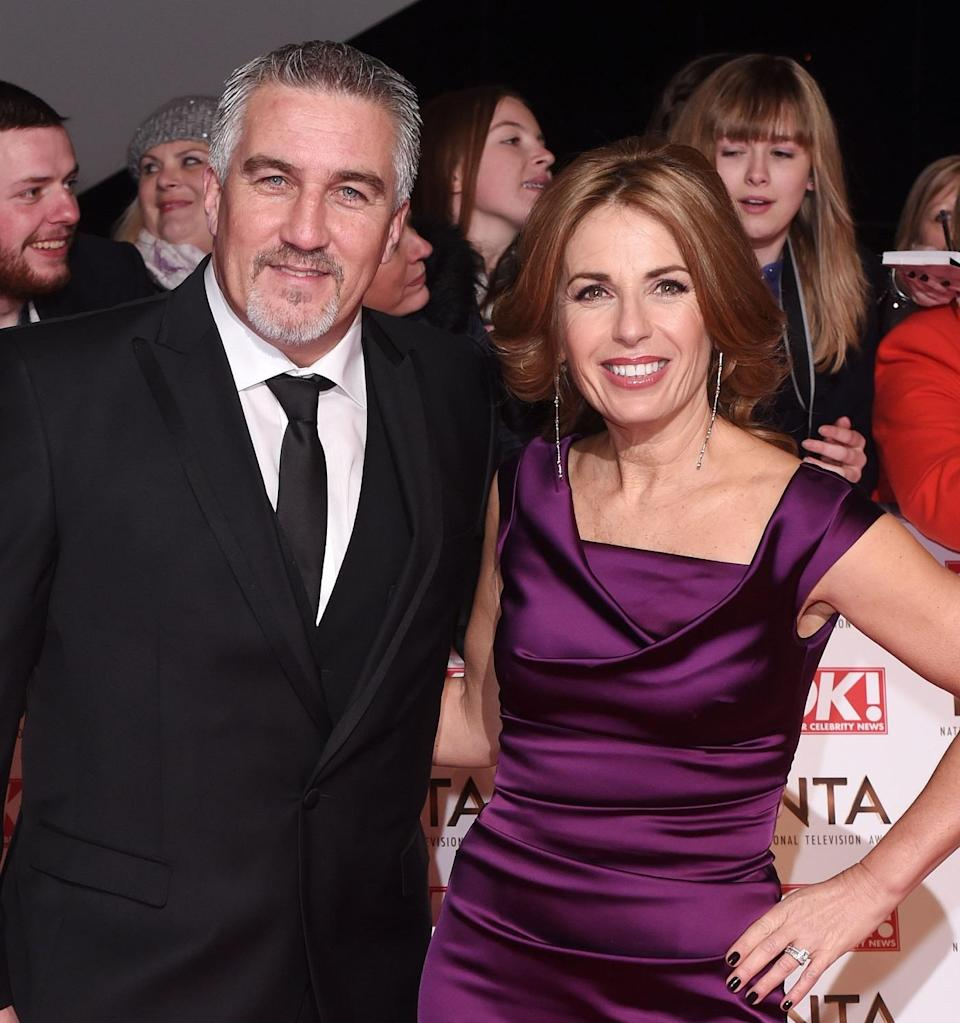Paul Hollywood and his wife Alexandra have gone their separate ways. Copyright [Rex]