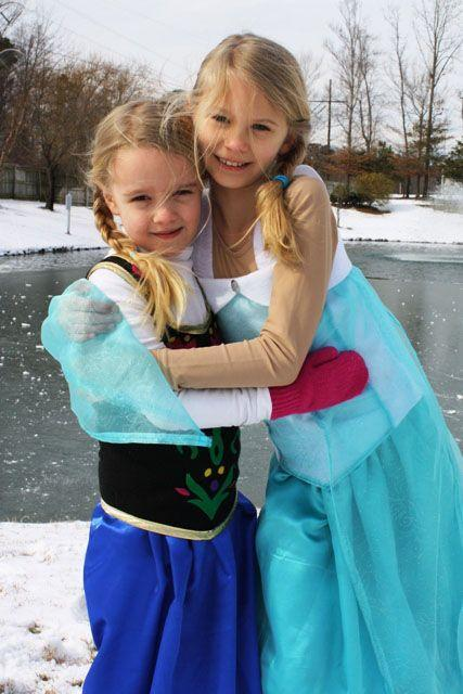 """<p>Because there's no one you'd rather build a snowman with than your best friend.</p><p><strong>Get the tutorial at <a href=""""https://lifeasmom.com/diy-anna-costume-from-disneys-frozen/"""" rel=""""nofollow noopener"""" target=""""_blank"""" data-ylk=""""slk:Life As Mom"""" class=""""link rapid-noclick-resp"""">Life As Mom</a>.</strong></p><p><a class=""""link rapid-noclick-resp"""" href=""""https://www.amazon.com/Barcelonetta-Acrylic-Fabric-Cushion-Padding/dp/B088NLM7PM/ref=sr_1_13?dchild=1&keywords=BLUE+FELT&qid=1591989398&sr=8-13&tag=syn-yahoo-20&ascsubtag=%5Bartid%7C10050.g.21349110%5Bsrc%7Cyahoo-us"""" rel=""""nofollow noopener"""" target=""""_blank"""" data-ylk=""""slk:SHOP FELT"""">SHOP FELT</a></p>"""
