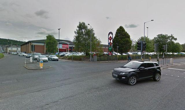 Accrington: Men arrested on suspicion of drug-driving after toddler 'fell out of car' and was hit by another vehicle