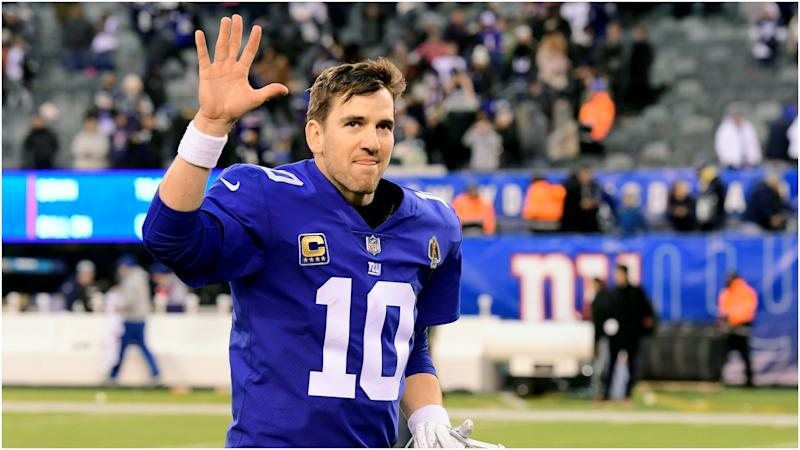Daniel Jones named Giants starter: Three stats that define Eli Manning's legacy