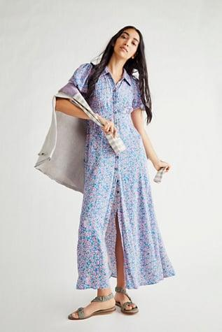 <p>How cool is this <span>Free People Debbie Jean Shirtdress</span> ($128)?</p>