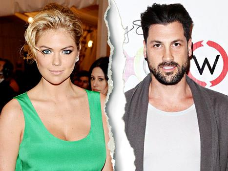 Kate Upton, Maksim Chmerkovskiy Split After Six Months of Dating