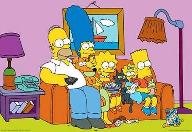 Los Simpsons ( Fox/Matt Groening/Splash News; Gtres)