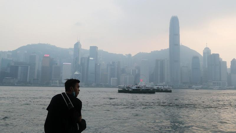 Health risk from air pollution in Hong Kong reaches 'very high' levels, with conditions predicted to persist in coming days