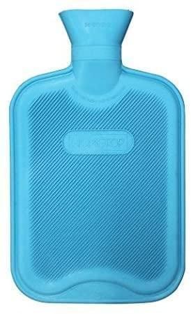 <p>The <span>HomeTop Premium Classic Rubber Hot Water Bottle</span> ($12) has over 2,500 five-star reviews on Amazon. The brand claims it stays warm during inside use for up to four hours.</p>