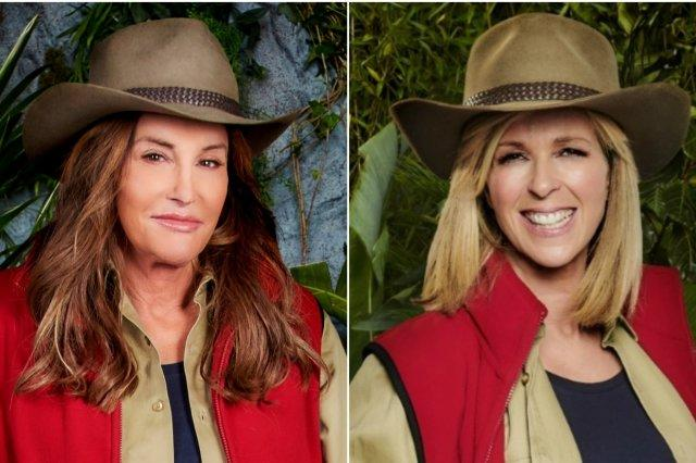 Jenner and Garraway brave cockroaches in jungle trial