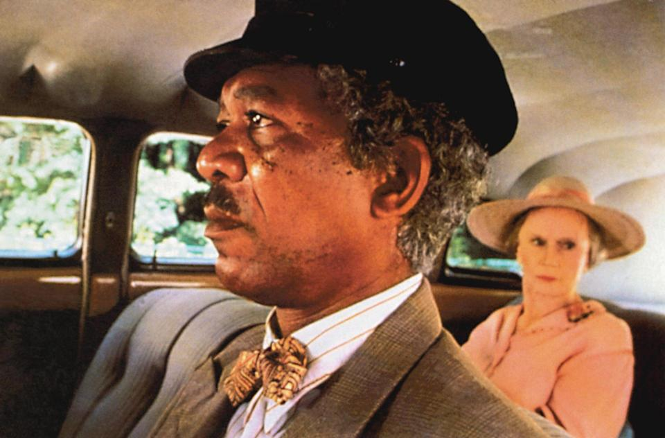 Freeman and Tandy in <em>Driving Miss Daisy</em> (Photo: Warner Brothers/Courtesy Everett Collection)