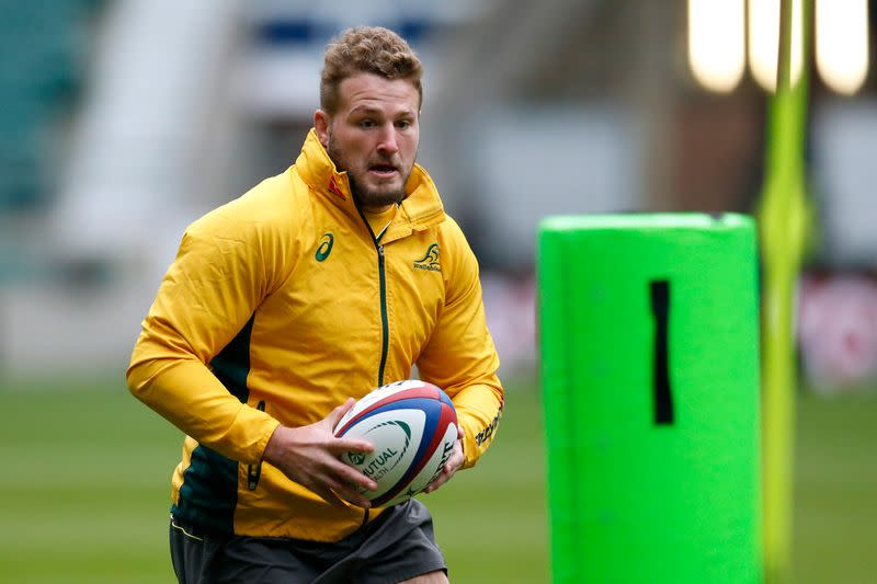 Slipper leaves Wallabies with no illusions about Bledisloe series
