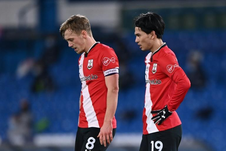 Southampton have taken just one point from their last eight league games
