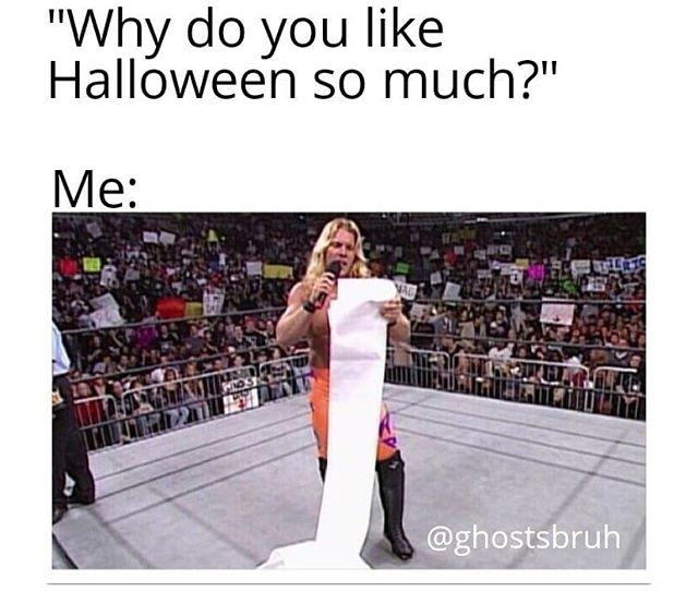 "<p>Why don't <em>you</em> like Halloween?!</p><p><a href=""https://www.instagram.com/p/B0TiKs-JXEX/"">See the original post on Instagram</a></p>"