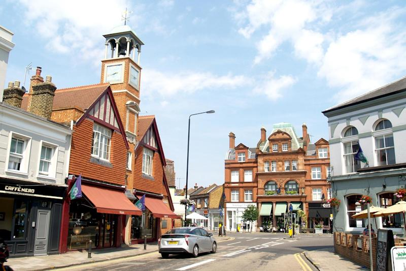 Traders have claimed soaring rents are forcing them out of Wimbledon Village