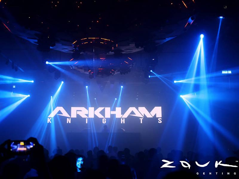 Markus Schulz and his proteges, Arkham Knights, will be heating up Zouk Genting this Saturday!