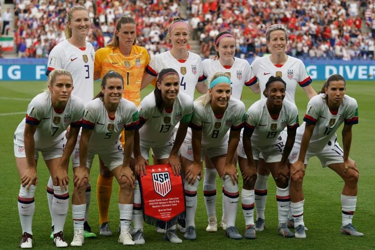 'Equal pay, now. Or else' - Biden threatens US Soccer over women's pay