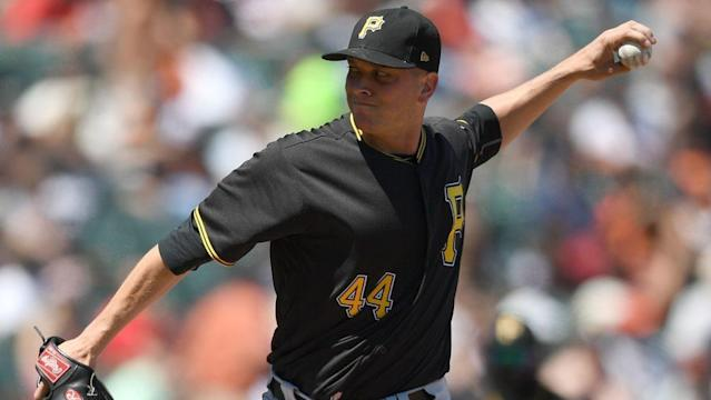Tony Watson has been one of baseballs most reliable relievers over the past six seasons. (AP)