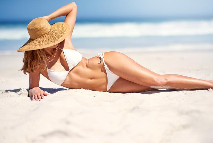 <p>As bikinis leave most of the body exposed to potentially dangerous UV radiation, overexposure can cause sunburn, skin cancer, as well as other acute and chronic health effects on the skin, eyes, and immune system </p>