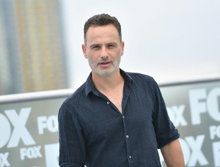 "Andrew Lincoln, star of the mega-hit zombie apocalypse show ""The Walking Dead,"" confirmed at Comic-Con that he was calling it quits after nine seasons"