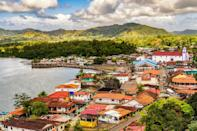 """<p>The official currency of <a href=""""https://www.cntraveler.com/story/your-next-jungle-island-escape-should-be-in-panama?mbid=synd_yahoo_rss"""" rel=""""nofollow noopener"""" target=""""_blank"""" data-ylk=""""slk:Panama"""" class=""""link rapid-noclick-resp"""">Panama</a>, the balboa, is currently equivalent in value to the U.S. dollar, making deciphering costs easy for Americans keen on retiring here. There are also an estimated 20,000 to 30,000 American expats currently living in Panama—no surprise, since the <a href=""""https://www.embassyofpanama.org/retire-in-panama"""" rel=""""nofollow noopener"""" target=""""_blank"""" data-ylk=""""slk:Panama Pensionado"""" class=""""link rapid-noclick-resp"""">Panama Pensionado</a> (or Panama Retirement) visa, started in 1987, is one of the best for attracting foreign nationals.</p> <p>Why? It's all about the discounts. Think of the Panama Pensionado as the ultimate coupon book. Qualifying applicants for this permanent-residency visa receive import-tax exemptions on household goods up to $10,000 and on a new car every other year, plus substantial discounts on everything from utility bills (25 percent) to dental exams (15 percent) and transportation services (up to 30 percent). The full discounts list, which includes savings on hotel stays, theater performances, and even airline tickets, is available <a href=""""https://www.embassyofpanama.org/retire-in-panama"""" rel=""""nofollow noopener"""" target=""""_blank"""" data-ylk=""""slk:here"""" class=""""link rapid-noclick-resp"""">here</a>.</p> <p><strong>Requirements:</strong> Anyone 18 years of age or older can apply for the Panama Pensionado, as long as you have a proven lifetime pension or income of $1,000 per month (it's an additional $250.00 per month for each dependent). If your monthly pension falls between $750 and $999 you can still qualify by purchasing local property worth at least $100,000. All applications must be submitted in Panama, and through a Panamanian lawyer.</p>"""