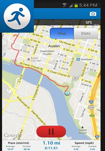 It doesn't matter if you're a jogger or an elite marathon runner, Map My Run is for all fitness levels. You can track running pace, distance, calories burnt, and time as well as nutrition, food, diet and weight. Real-time stats (avg/min/max pace, distance, time, etc) during your workout can help keep your motivation levels up if you're reaching a particular goal. Other features include GPS Route Mapping, elevation profile and social media sharing tools. Price: FREE.  Related: Seven running tips for beginners