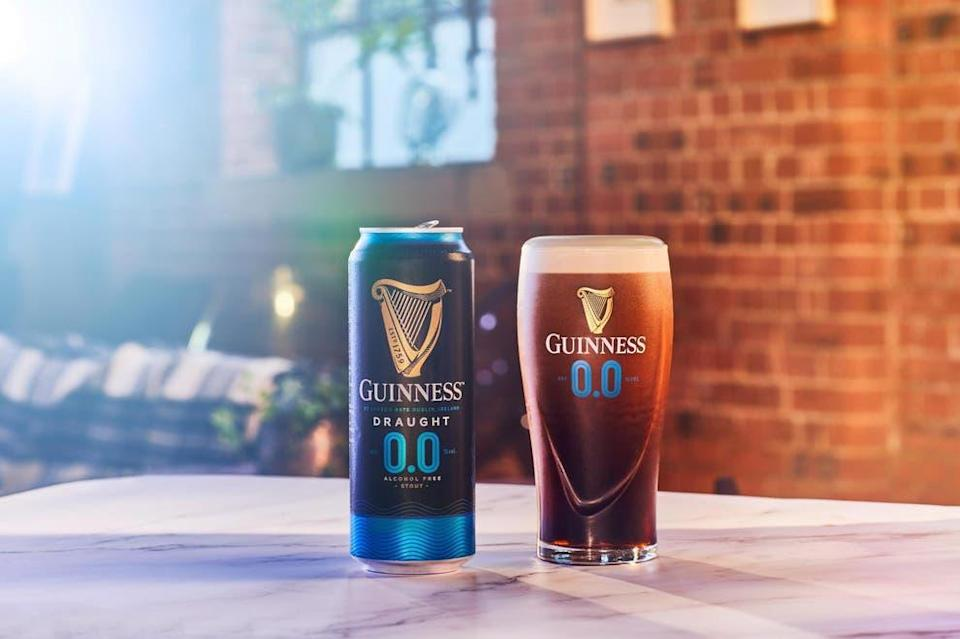 A Diageo spokesperson said spring 2021 UK relaunch plans were pushed back as it took longer than expected to make sure the quality was back to requirements.  (Guinness / Diageo)