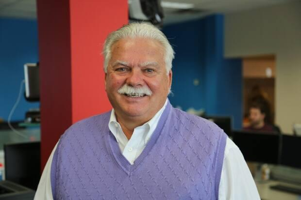 Windsor—Tecumseh MPP Percy Hatfield says he is retiring at the end of his term. (Michael Hargreaves/CBC - image credit)