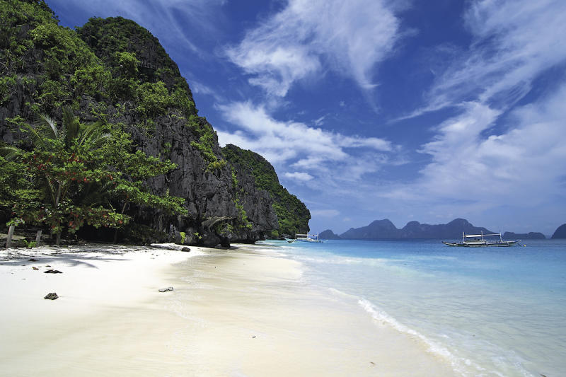 Linapacan Island Palawan Has World 39 S Clearest Water To