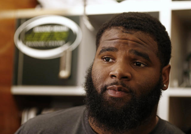 Seattle bound: The New York Jets have traded former first-round pick Sheldon Richardson to the Seahawks. (AP)