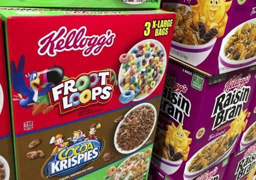 Cereal is selling well as more consumers work from home due to the COVID-19 pandemic