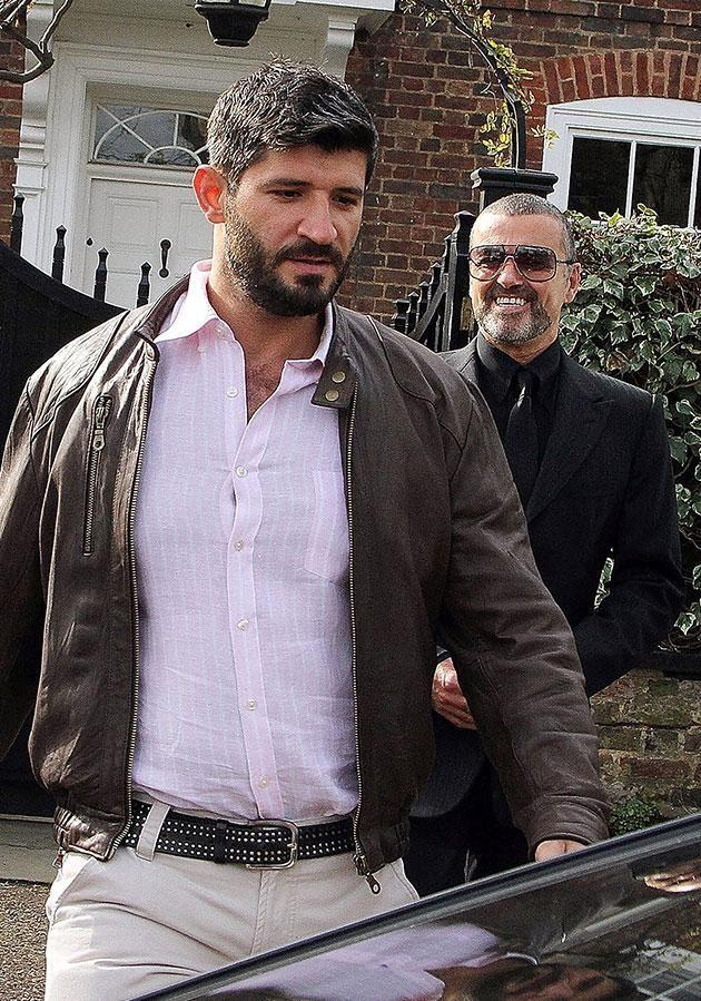 Friends say Fadi (pictured here in 2012) hadn't talked to George for months before his death. Source: Getty