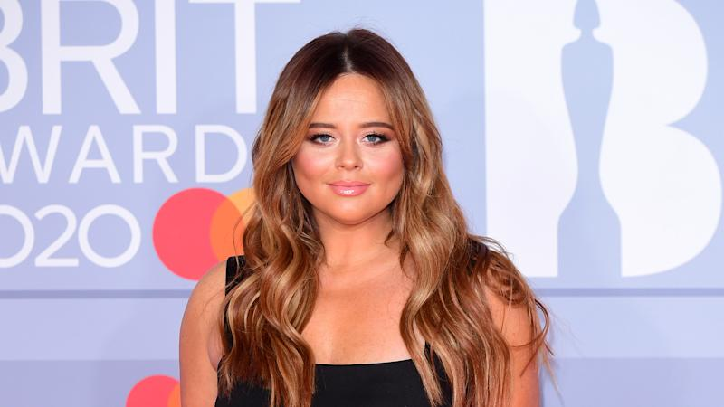 Emily Atack admits she is lonely in isolation during coronavirus outbreak