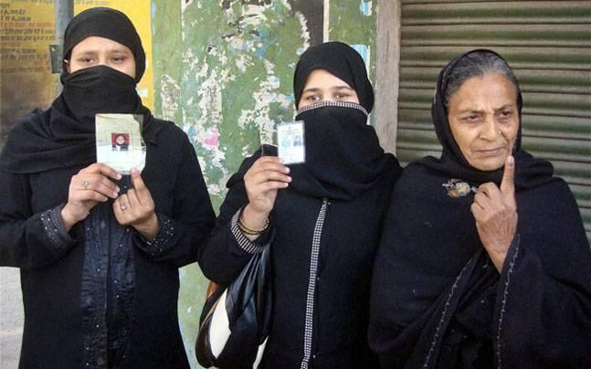 UP Assembly election: BJP writes to EC, seeks deployment of women cops for identification of burqa-clad women