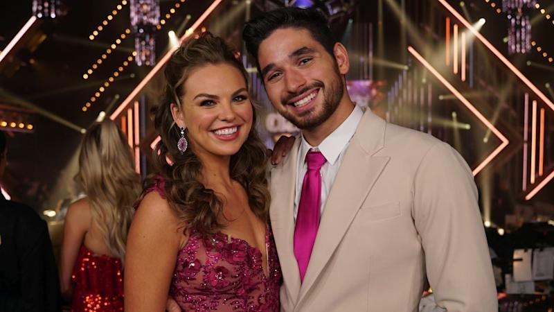 'DWTS': Hannah Brown Pays Tribute to the South With Sexy Samba to Carrie Underwood's 'Southbound'