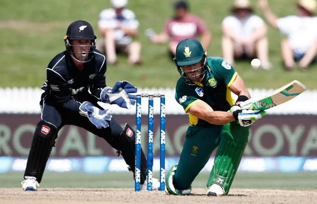 South Africa beat NZ in fifth ODI, Clinch Series 3-2