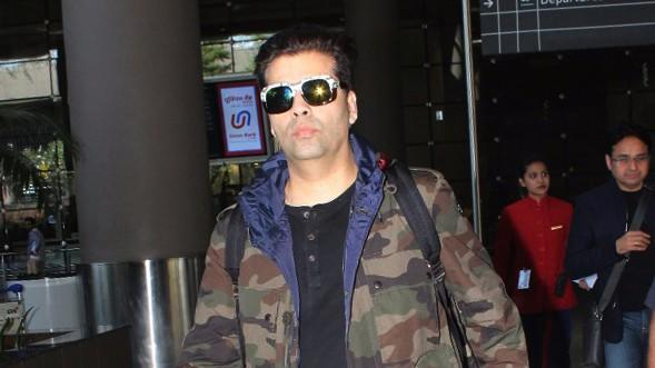 Karan Johar Says Those Three Words: 'I'm a Parent'