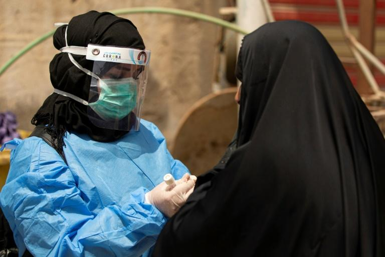 Authorities and health workers across Iraq have long decried the state of the country's dilapidated hospitals