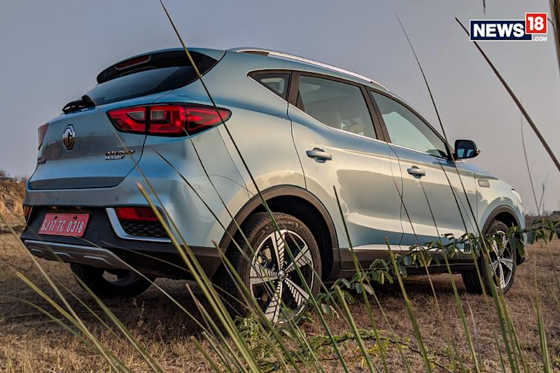 MG ZS EV Undercuts Hyundai Kona Electric SUV by Rs 2.83 Lakh in India