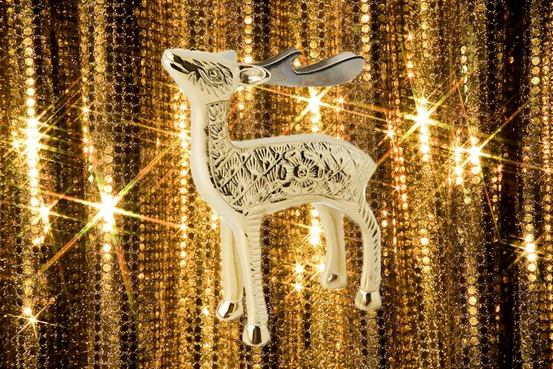 Bottles are no match for this darling deer. (Photo illustration: Yahoo Lifestyle, Photo: Nordstrom)