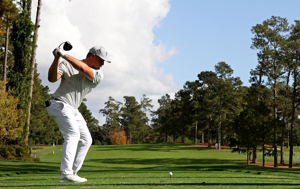 Bryson vs. Augusta, who ya got? (Photo by Jamie Squire/Getty Images)
